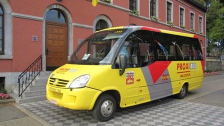 Proxibus - Réunion d'information mardi 14 mai