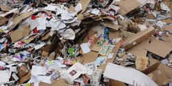 Ramassage des papiers/cartons