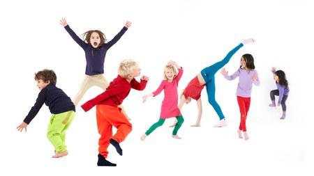 Les Mercredis Danse - Parents et Enfants