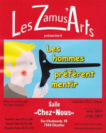 """Représentation des """"Amuz'arts"""""""
