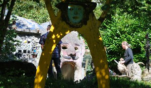 Journées du patrimoine : Ouverture du Jardin de Watkyne