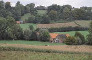 paysage avec moulin tordoir
