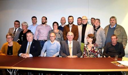 Conseil Communal du 21 mai  2019: ordre du jour